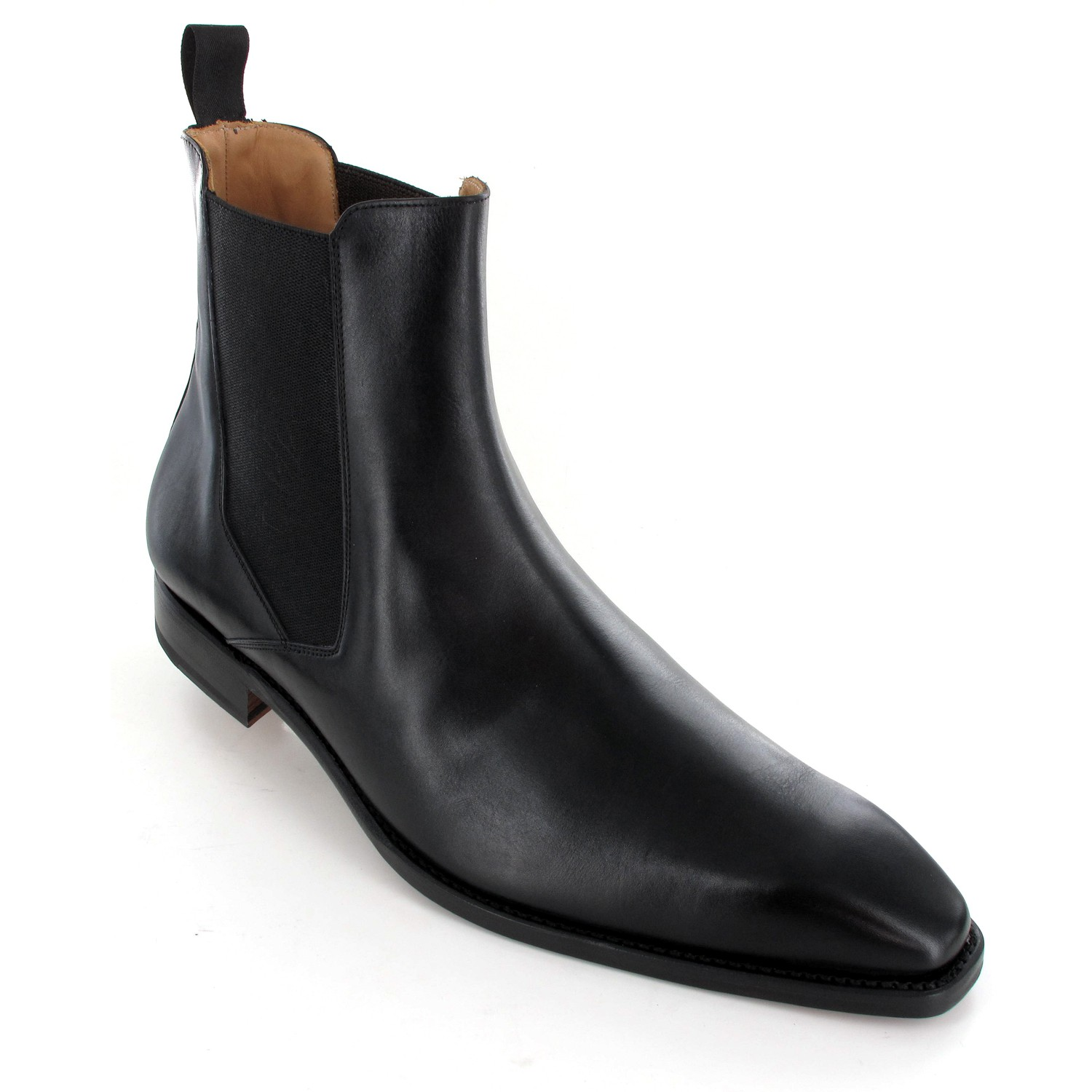bottines boots chelsea homme chaussures ville de luxe. Black Bedroom Furniture Sets. Home Design Ideas