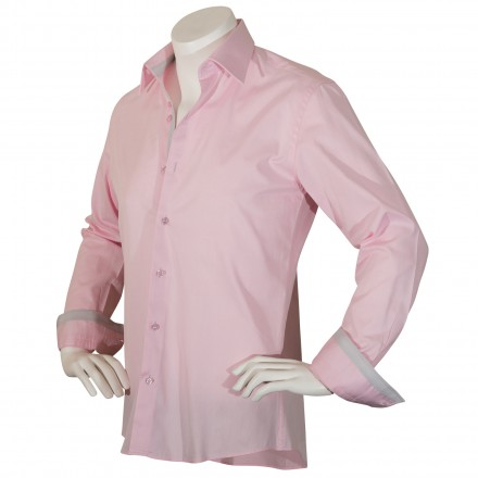 Chemise fashion grande taille pour homme - Gina