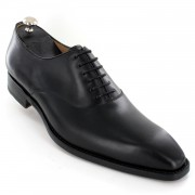 Chaussure homme luxe noire - Madison