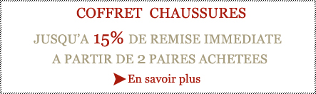 Chaussures homme promotions